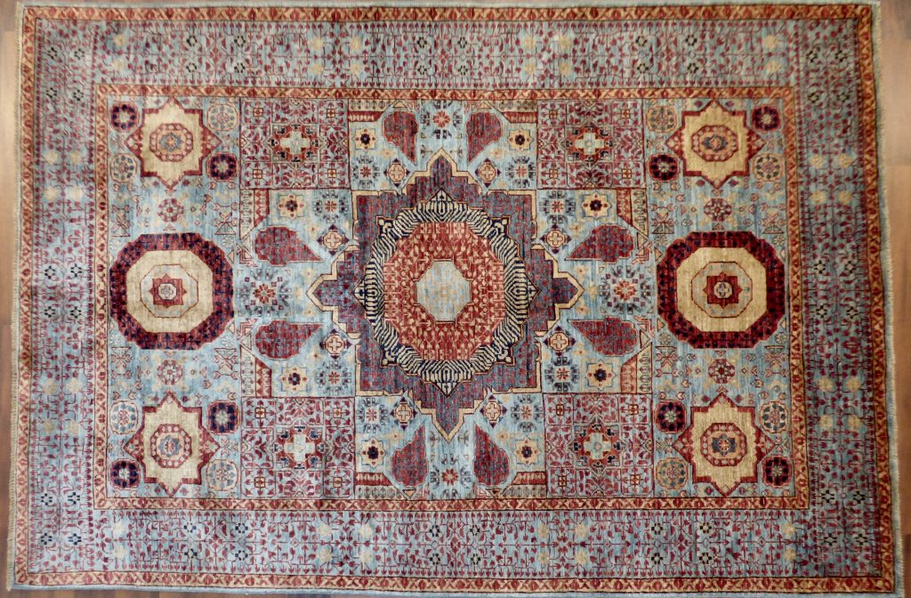 Example of Our Mamluk Rugs