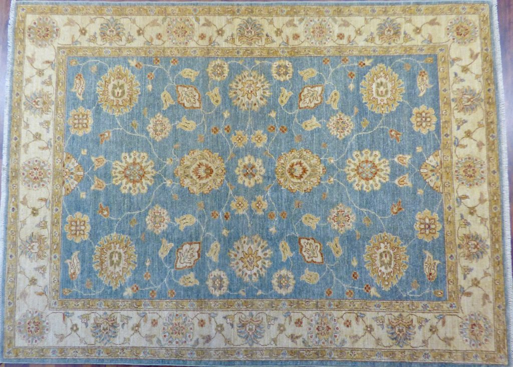 Example of Our Turkmen Rugs Oushak Rugs