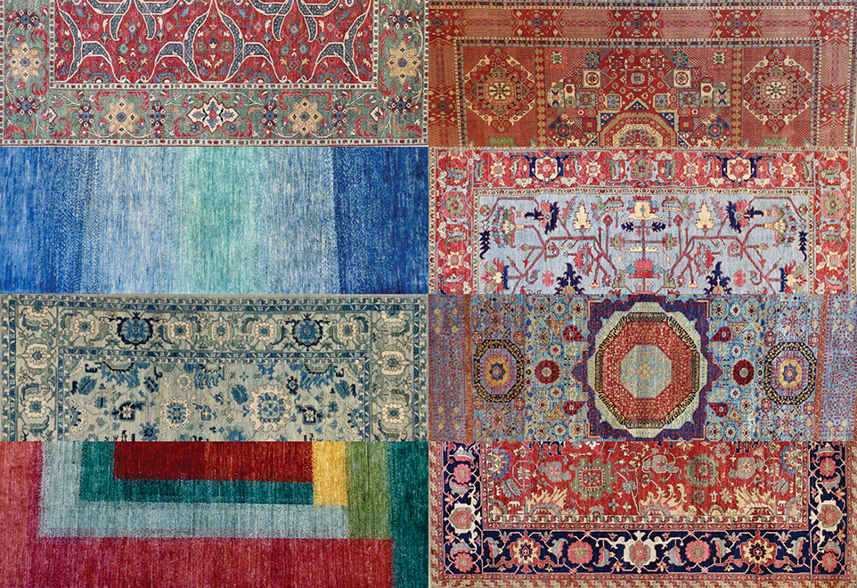 See Us At The Rug Show, New York, Sept. 7-10, 2019, Booth #128